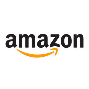 Logo Amazon, no site do EIVE, ERP para e-commerce