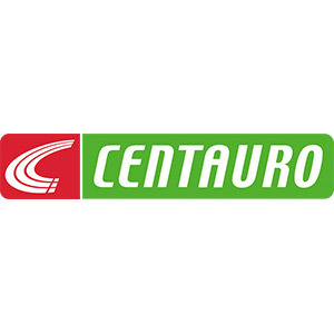 Logo Centauro, no site do EIVE, ERP para e-commerce