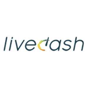 Logo Livedash, no site do EIVE, ERP para e-commerce
