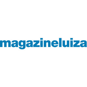 Logo Magazine Luiza, no site do EIVE, ERP para e-commerce