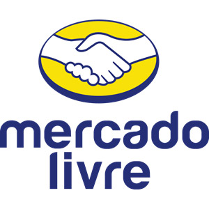 Logo Mercado Livre, no site do EIVE, ERP para e-commerce